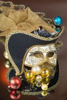 Mask And Balls