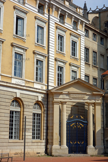 St. John Episcopal Palace Library in Lyon