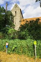 Church Waltersdorf, Schoenefeld, Brandenburg, Germany