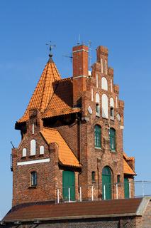 Hafenamt in Stralsund 003. Deutschland