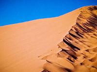 sand dune in Namibia desert