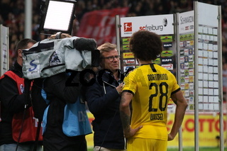1. BL: 19-20: 7. Sptg. SC Freiburg - Borussia Dortmund