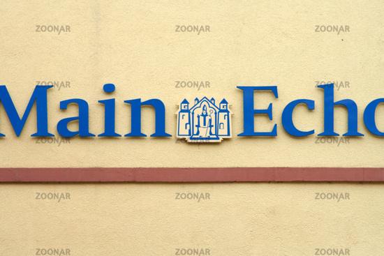 Logo Magazine Main Echo