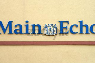 Logo Zeitschrift Main Echo