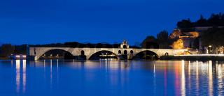 Avignon bridge, Vaucluse, Provence-Alpes-Côte d'Azur, France