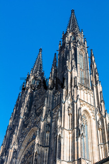Saint Vitus' Cathedral in Prague, Prague's castle