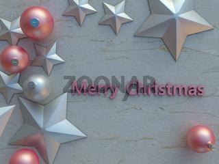 Frohe Weihnachten, Vorlage
