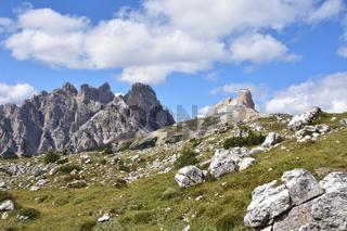 Schwabenalpenkopf in den Dolomiten