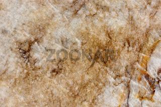 Real natural 'Quartzite  Cristallo Brown '  texture pattern.
