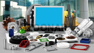 Engine manufacturing and mechanical engineering
