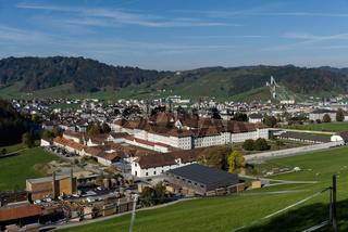 Kloster Einsiedlen, Schweiz