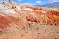 Mars mountain