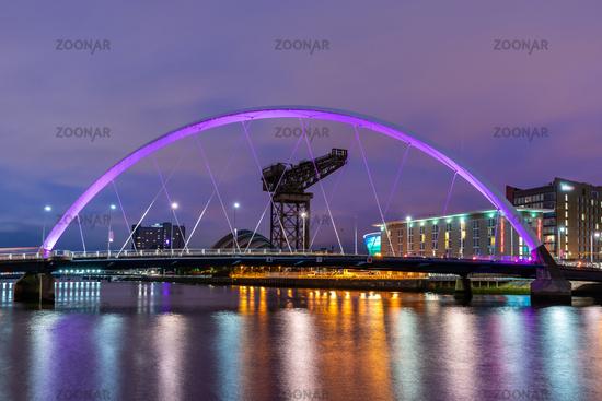Clyde Arc Bridge ฌสฟหเนไ