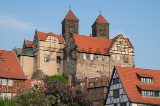 Quedlinburg, Germany, Europe