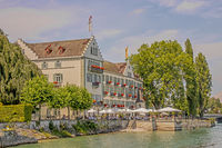 Inselhotel Constance