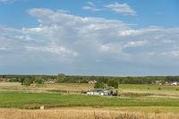 Landschaft in Baabe-Moritzdorf
