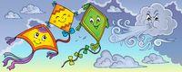 Happy autumn kites topic image 1