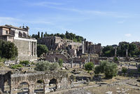 Forum Romanum, Imperial Forums, Rome, Italy, Europe