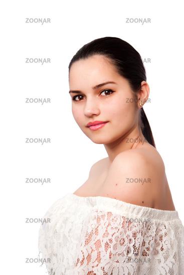 Aesthetics Beauty Portrait