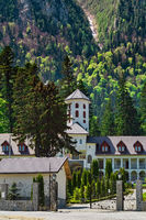 Caraiman Monastery in Romania