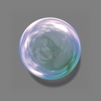 soap bubble background texture