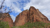 In Zion National Park in Utah, United States