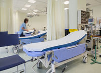 Hospital Emergency Room Beds