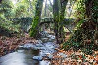 Bridge in Cyprus