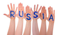 Hands With Russia, Isolated