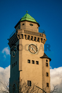 Kasino tower in Berlin suburb Frohnau