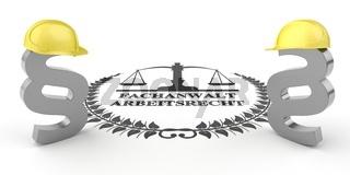 Emblem Fachanwalt Arbeitsrecht