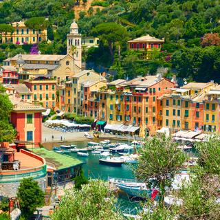 Portofino town