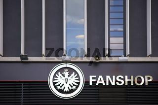 Fanshop Eintracht Frankfurt
