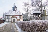 Kirche Rundkirche Siptenfelde im Harz