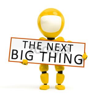 the next big thing robot