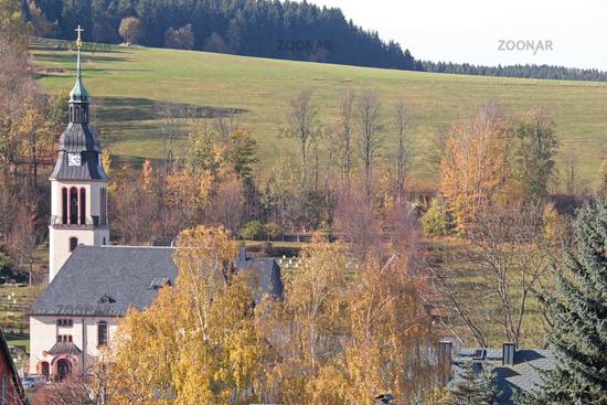church in cranzahl