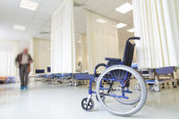 Wheelchair Hospital Emergency Room