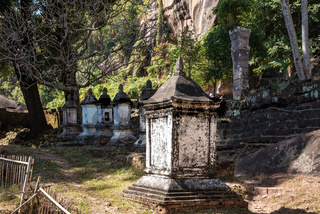 Vat Phou - Wat Phu temple in southern Laos.