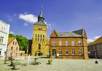 Church Sternberg, Mecklenburg-Western Pomerania, Germany