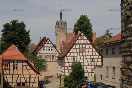 Blue Tower Bad Wimpfen