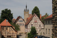Blue Tower Bad Wimpfen