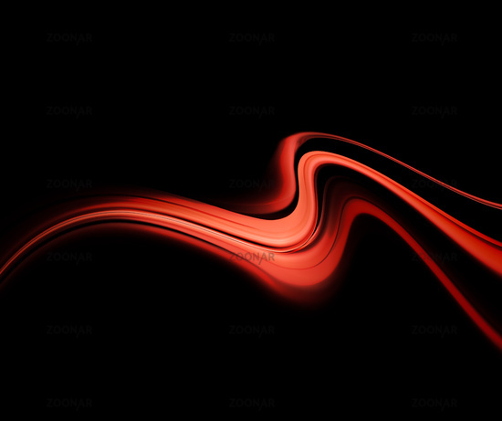Modern futuristic background with abstract waves