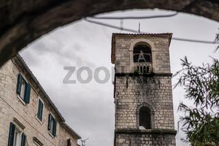 St. Nicholas Church bell tower