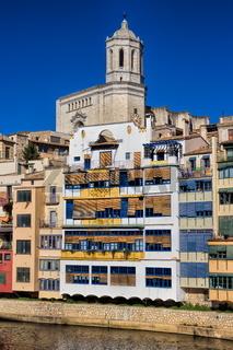 Girona mit Kathedrale