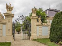 Halbturn palace