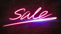 sale light painting