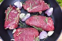 Beef meat rolls