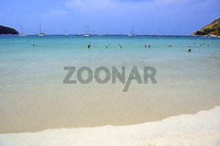 Traumstrand Nai Harn Beach, Phuket, Thailand