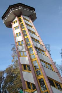 Aussichtsturm auf dem Scheibenberg