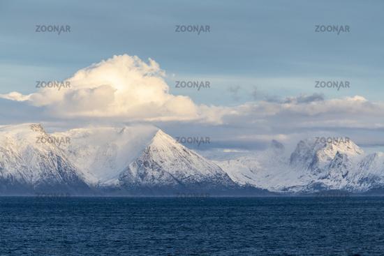 Seiland Island, Finnmark, Norway